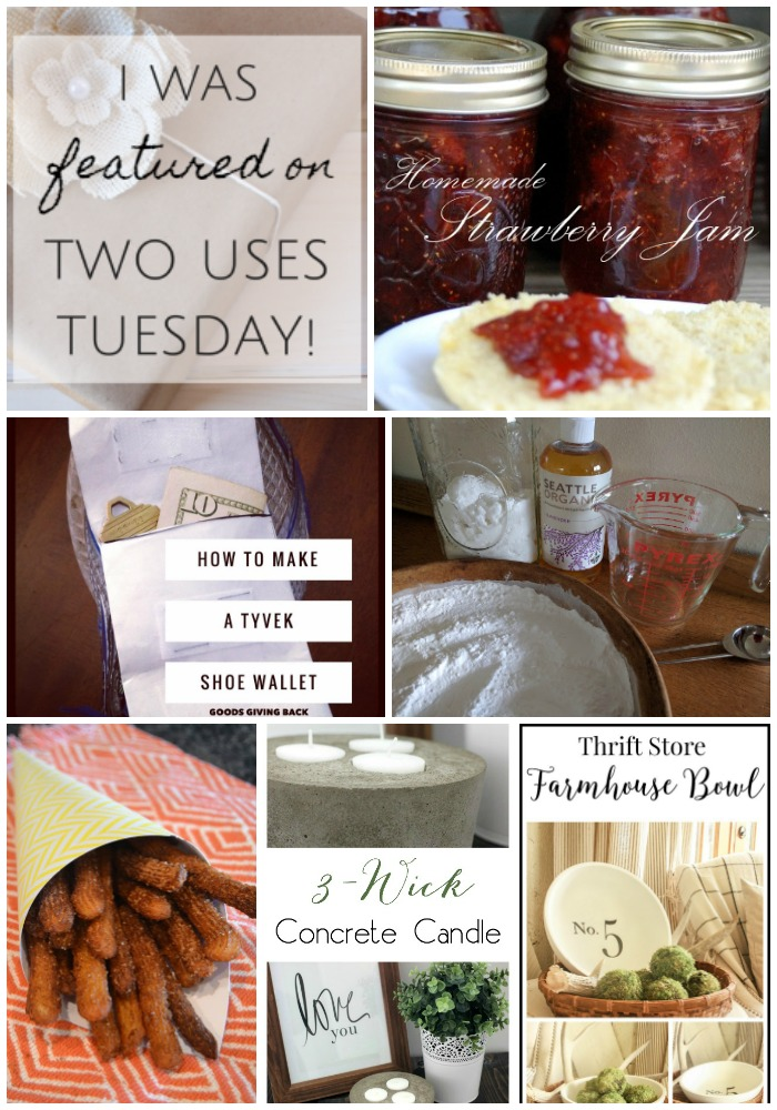 Two Uses Tuesday Features 84